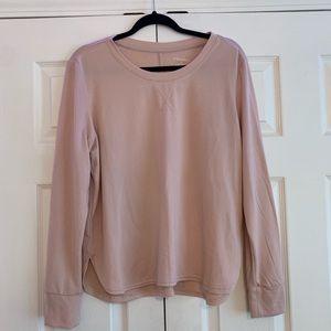 Soft crewneck pullover